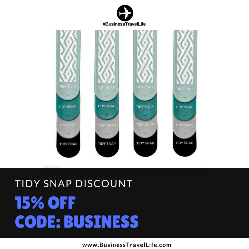 tidy snap review discount