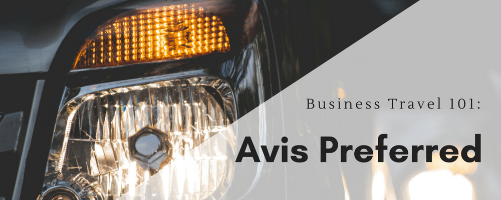 Avis Preferred, Business Travel Life
