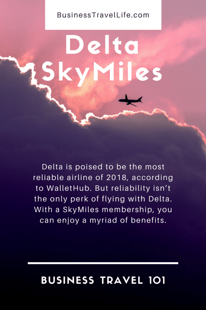 Delta SkyMiles, Business Travel Life, Pinterest
