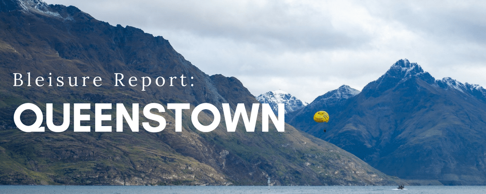 Queenstown, Business Travel Life