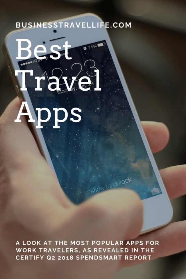 Top Travel Apps, Business Travel Life 2