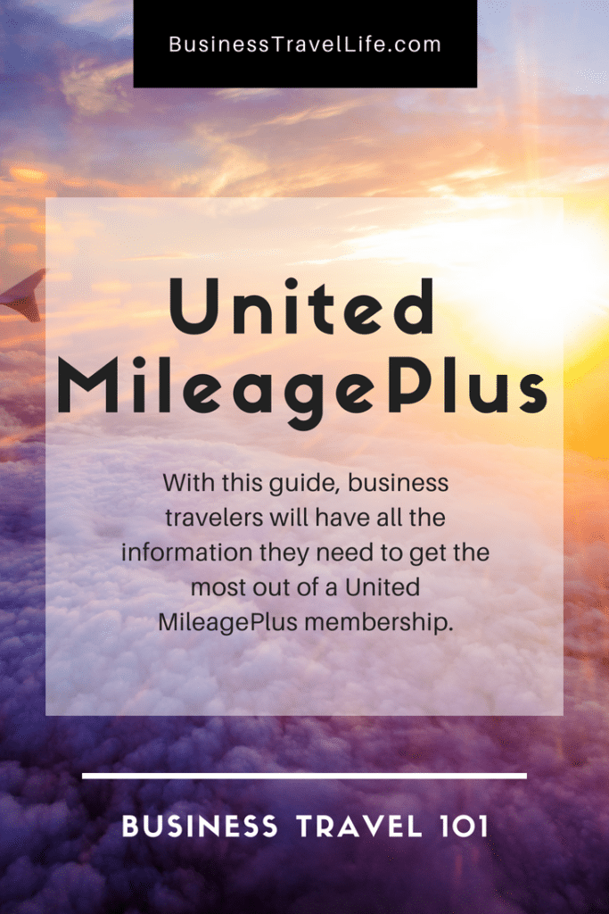 United MileagePlus, Business Travel Life 3