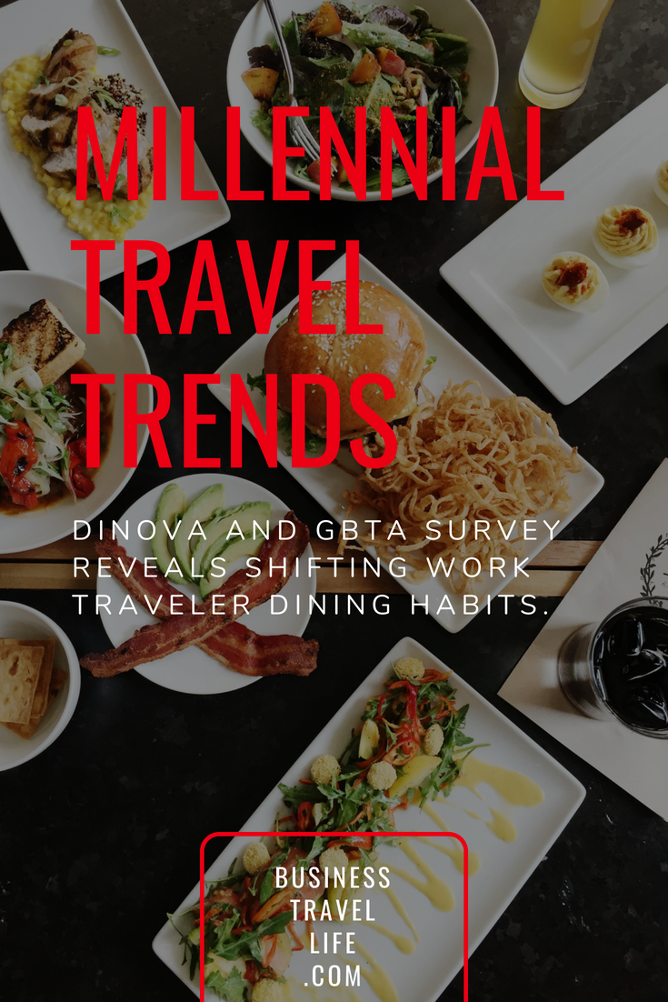 millennial travel trends, business travel life 2