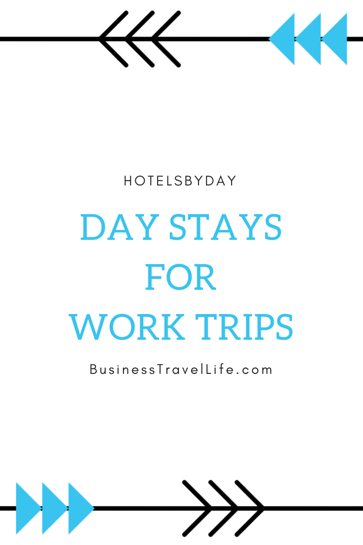 HotelsByDay, Business Travel Life 2
