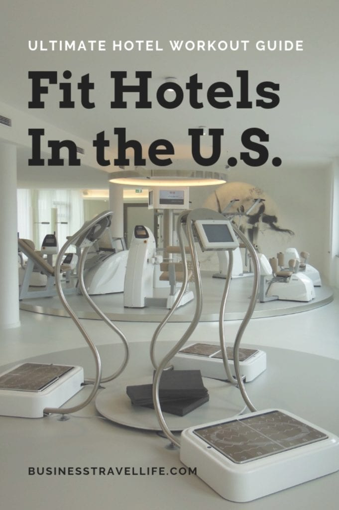 Hotel workout guide, business travel life, pinterest