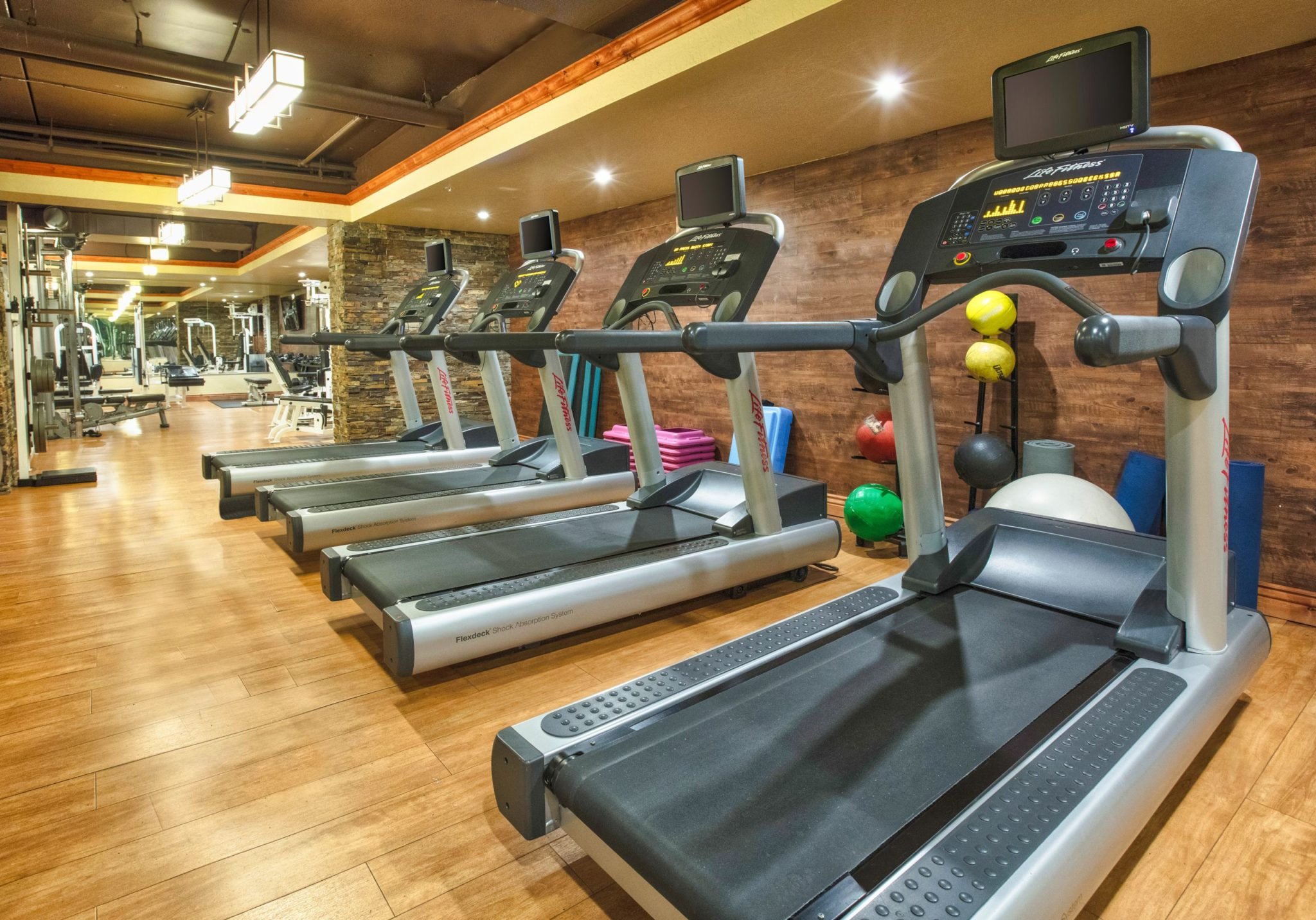 Hotel workout guide, westgate park city resort & spa, business travel life