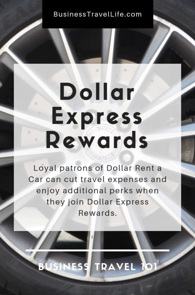 Dollar Express Rewards, Business Travel Life 2