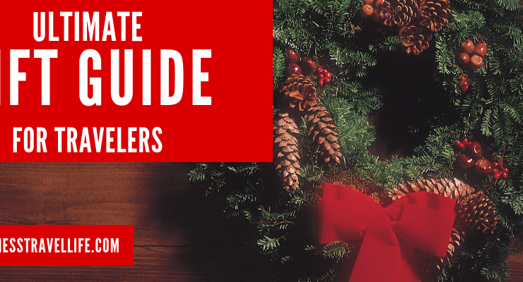 business travel life gift guide