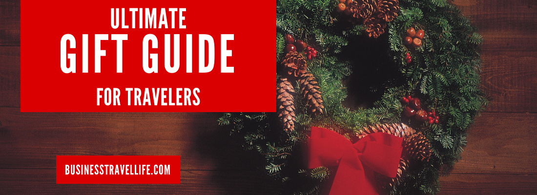 holiday gift guide 2018 business traveler gifts business travel life