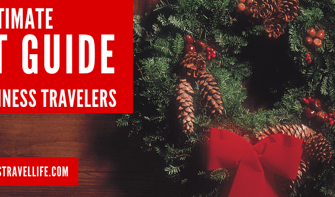 business traveler gift guide