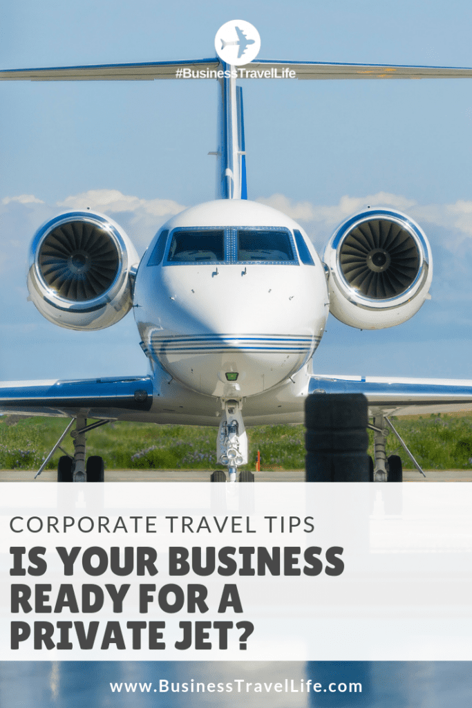 Should Your Business Own a Private Jet