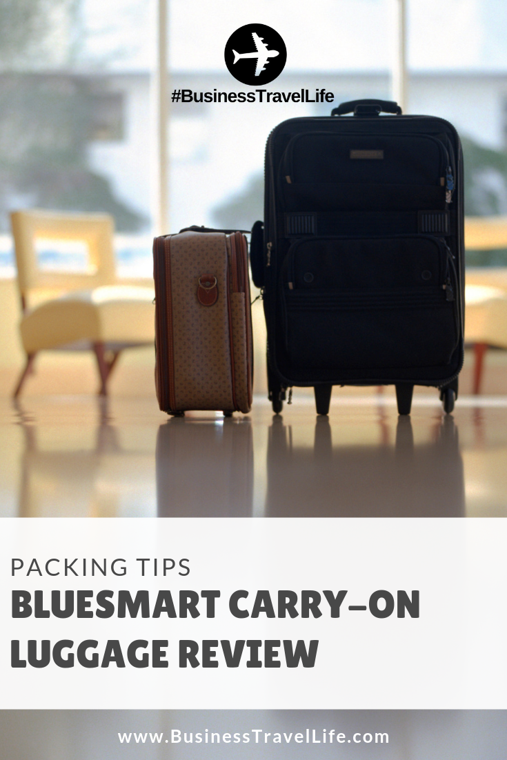 bluesmart, Business Travel Life