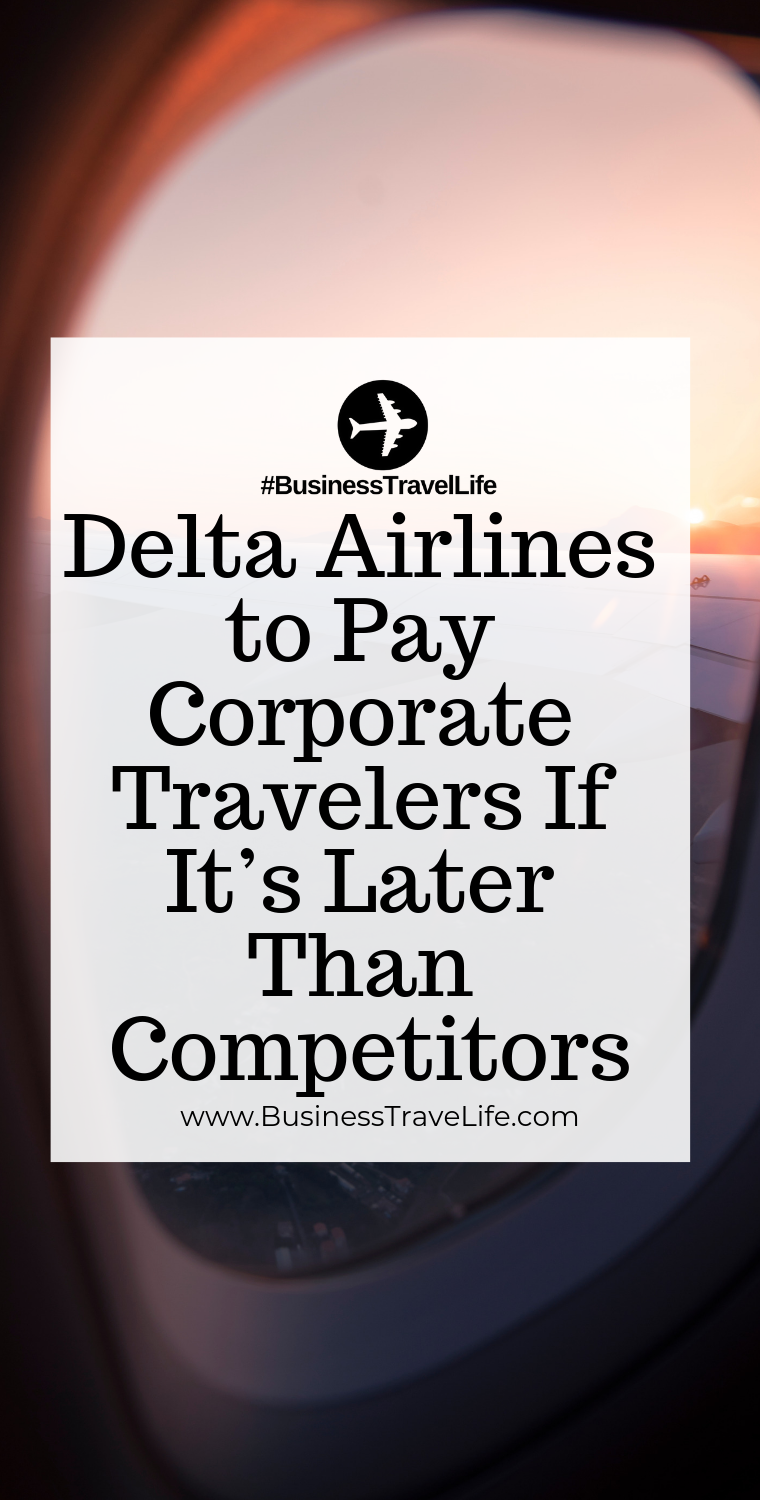 delta airlines, business travel life