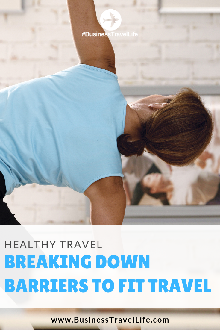 healthy travel, business travel life