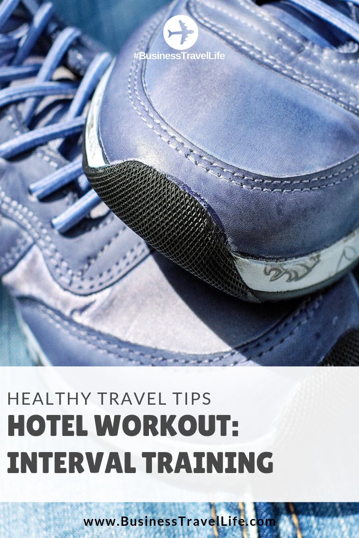hotel workout, business travel life