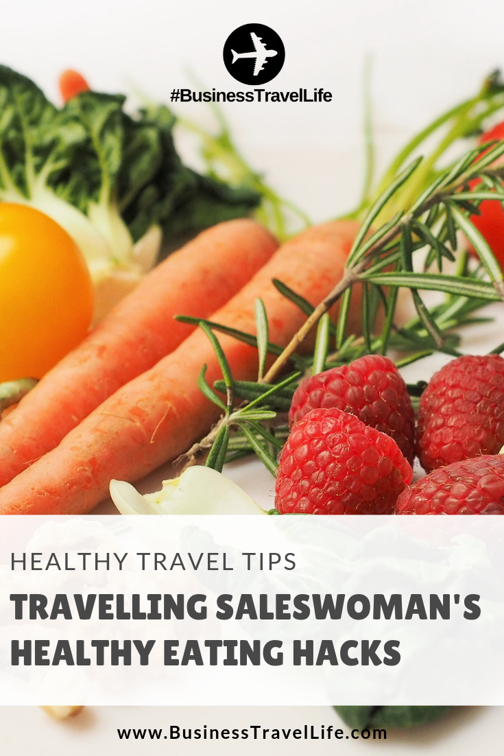 how to eat healthy, business travel life
