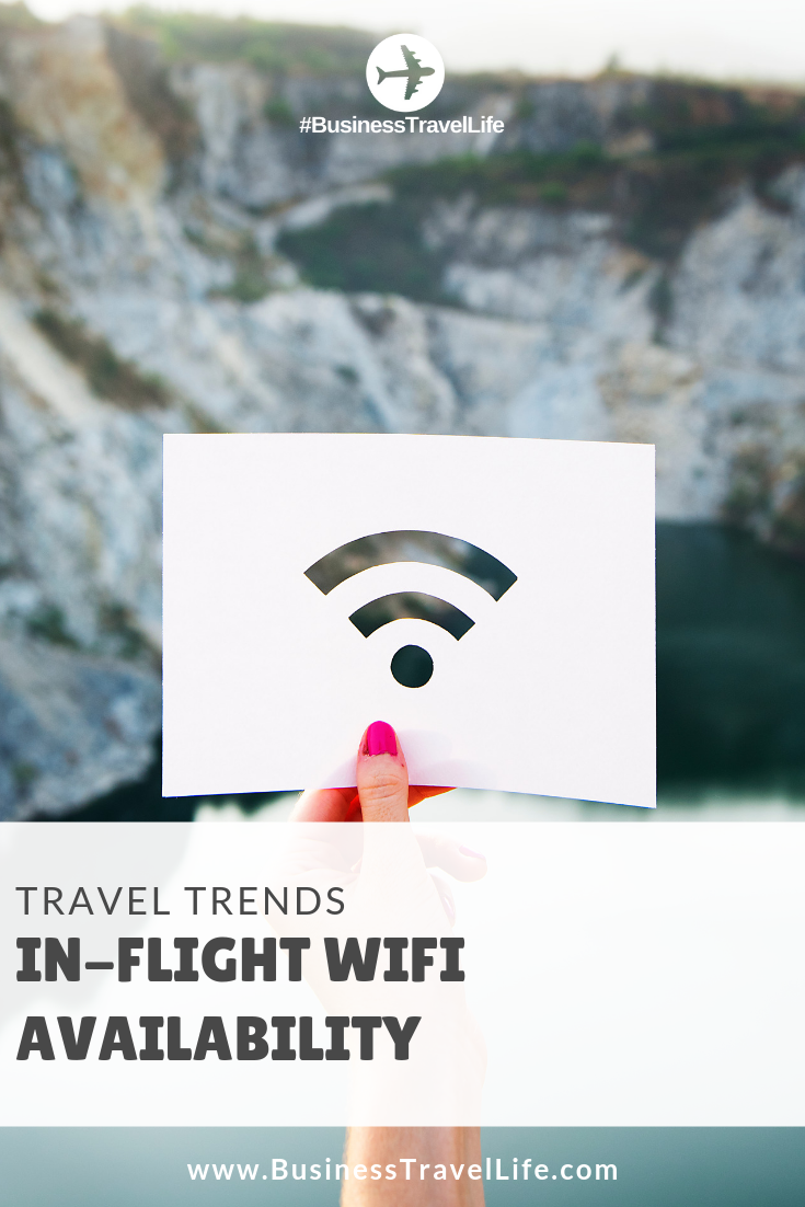 in-flight wifi, Business Travel Life