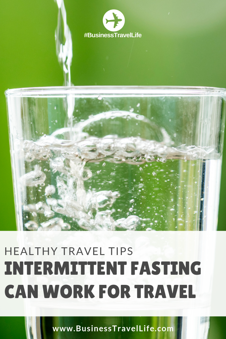 intermittent fasting, business travel life