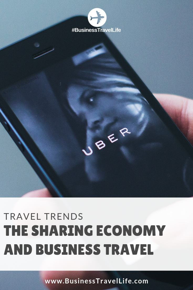sharing economy, Business Travel Life