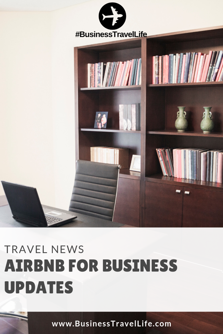 airbnb for business, Business Travel Life