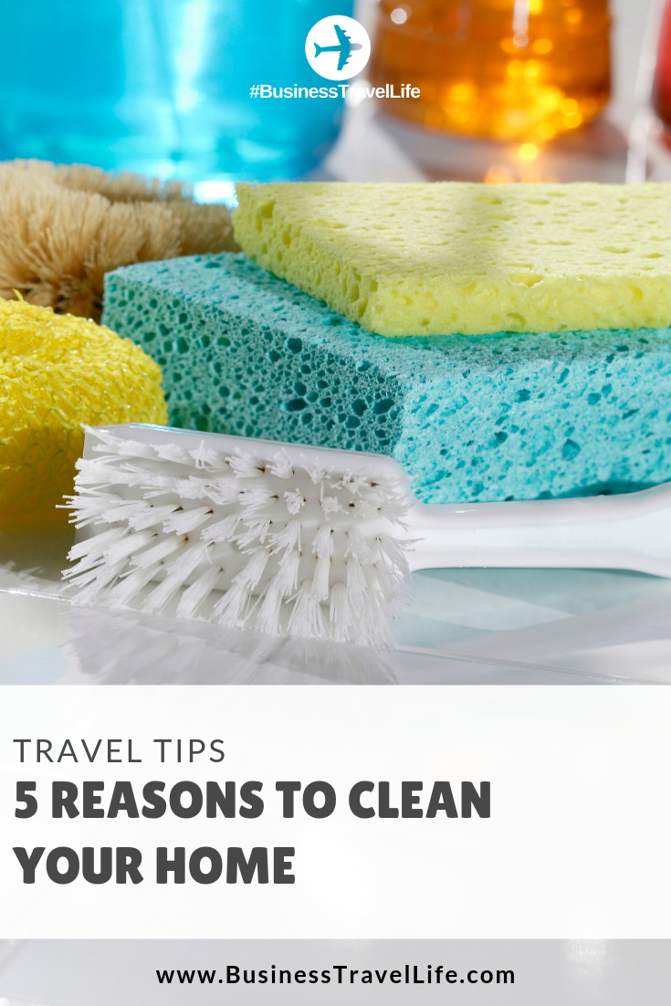 benefit from home cleaning,