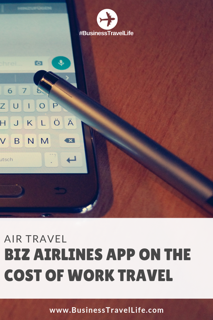 biz airlines, business travel life