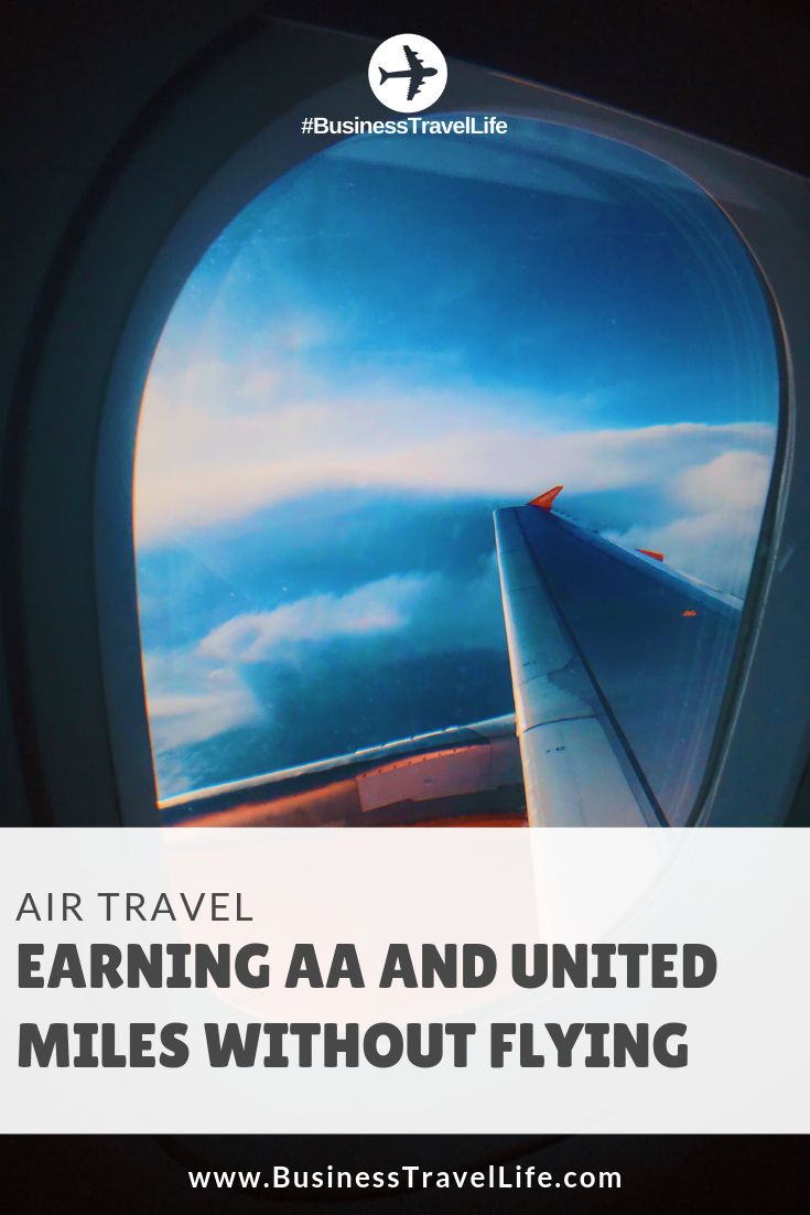 earn miles without flying, Business Travel Life