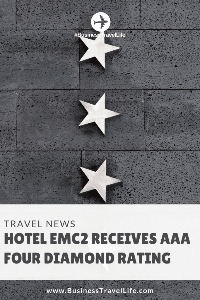hotel emc2, Business Travel Life