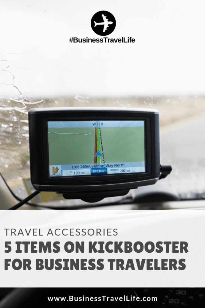 kickbooster-travel, Business Travel Life