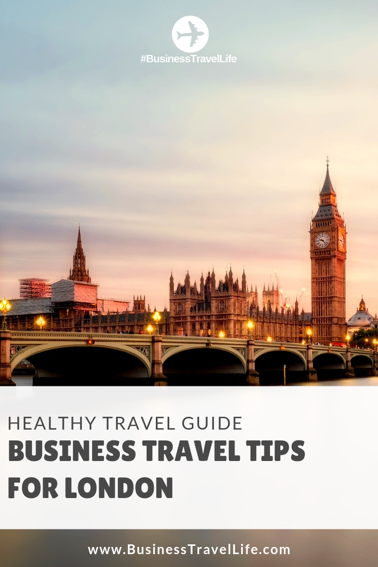 london travel guide, Business Travel Life