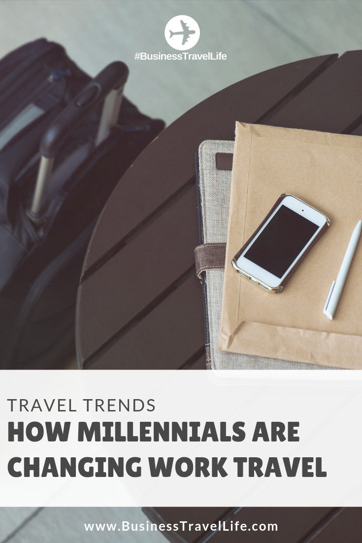 millennial travel, Business Travel Life