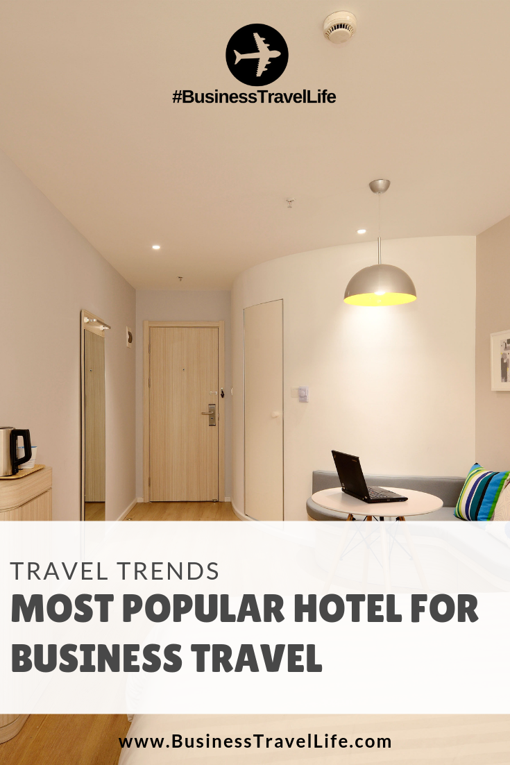 most popular hotel, Business Travel Life