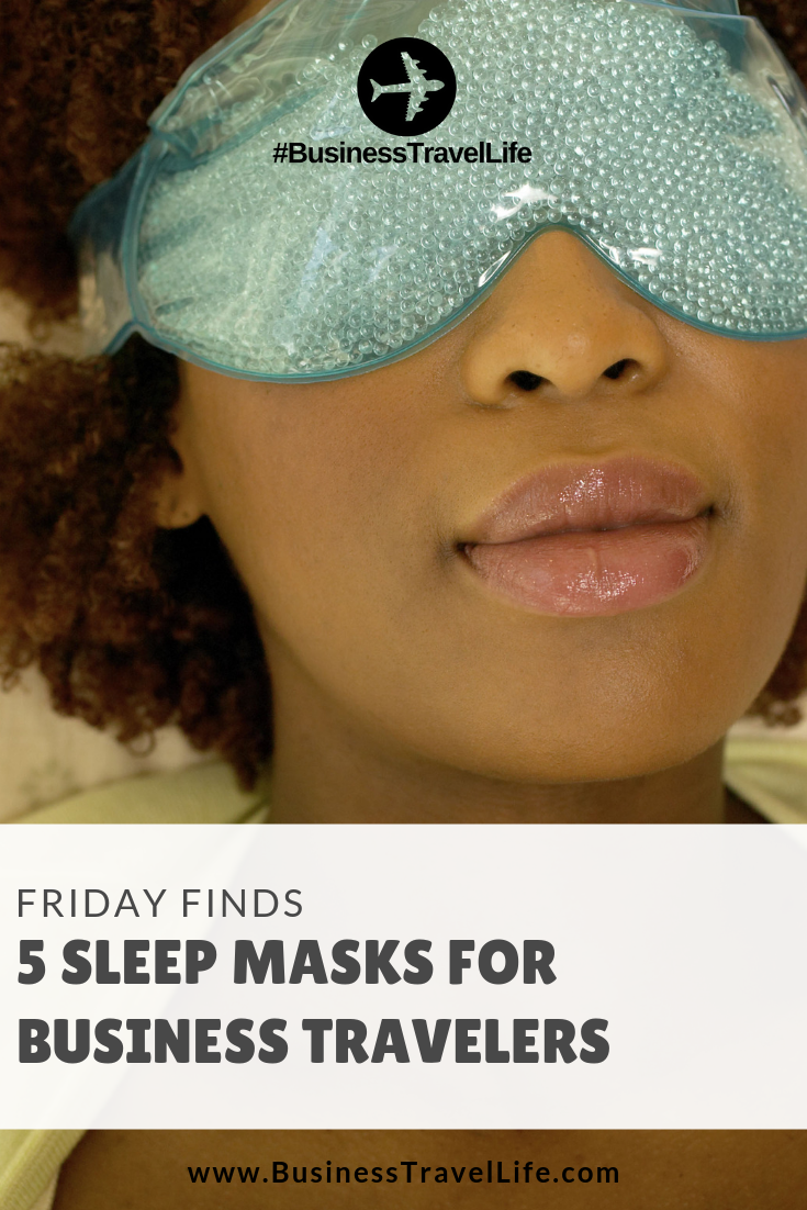 sleep mask benefits, Business Travel Life