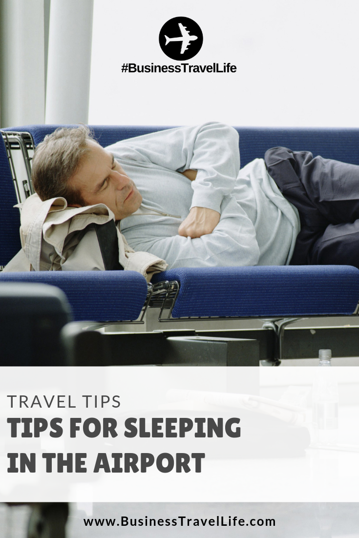 sleeping in airports, Business Travel Life