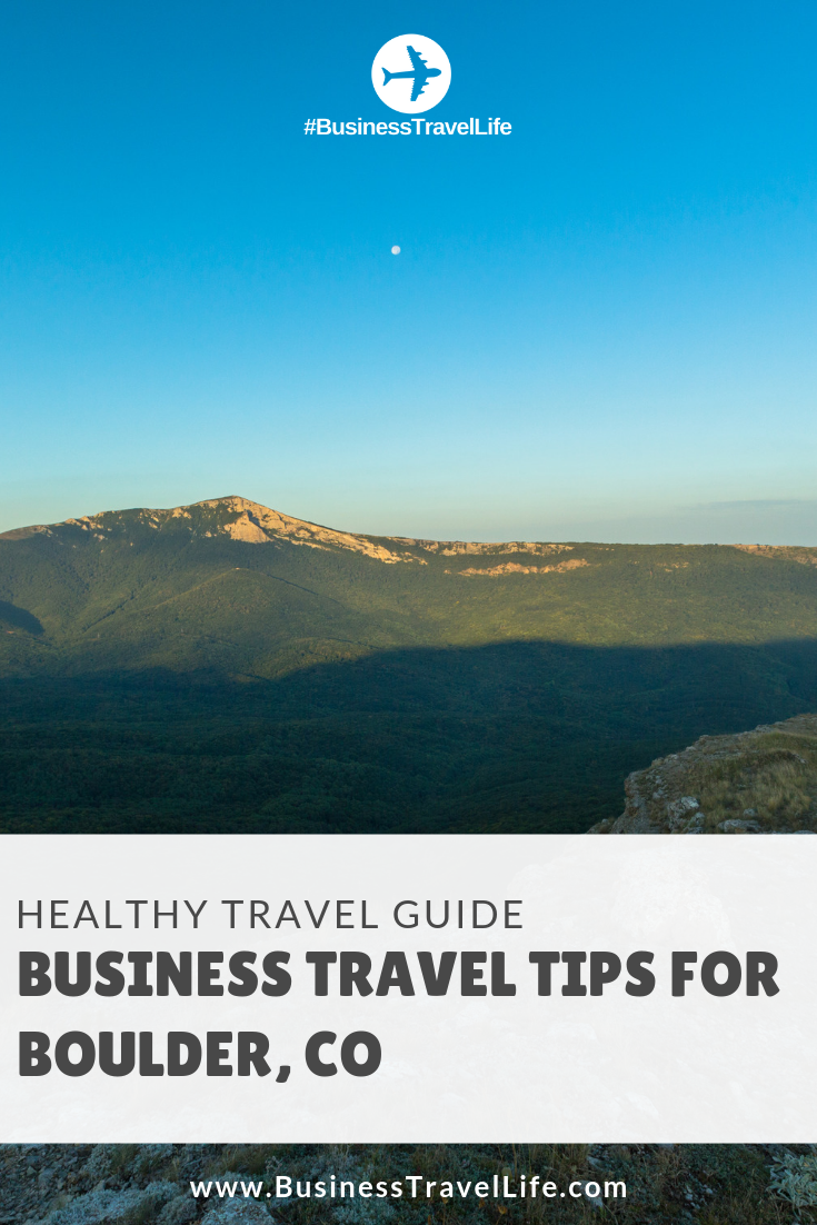 things to do in boulder, Business Travel Life