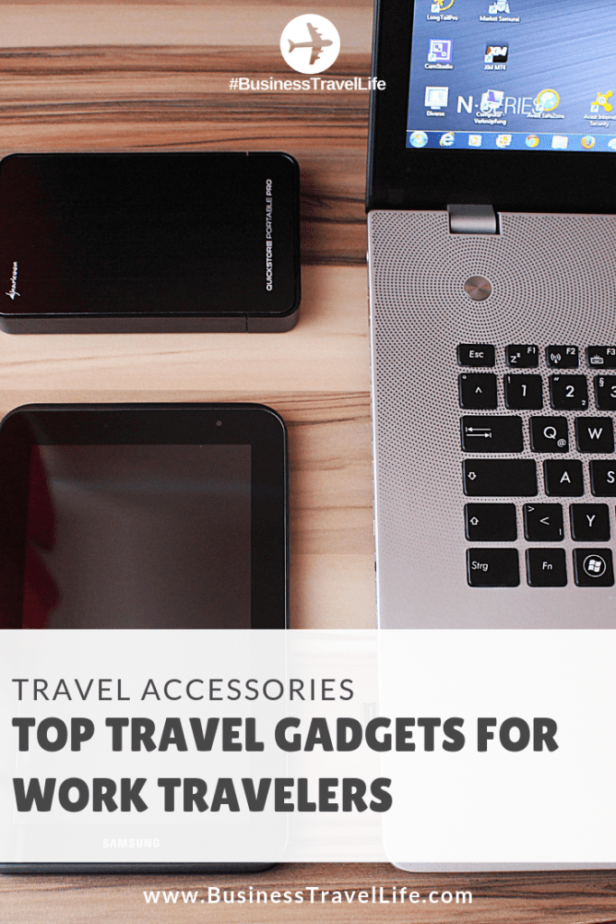 top-travel-gadgets, Business Travel Life