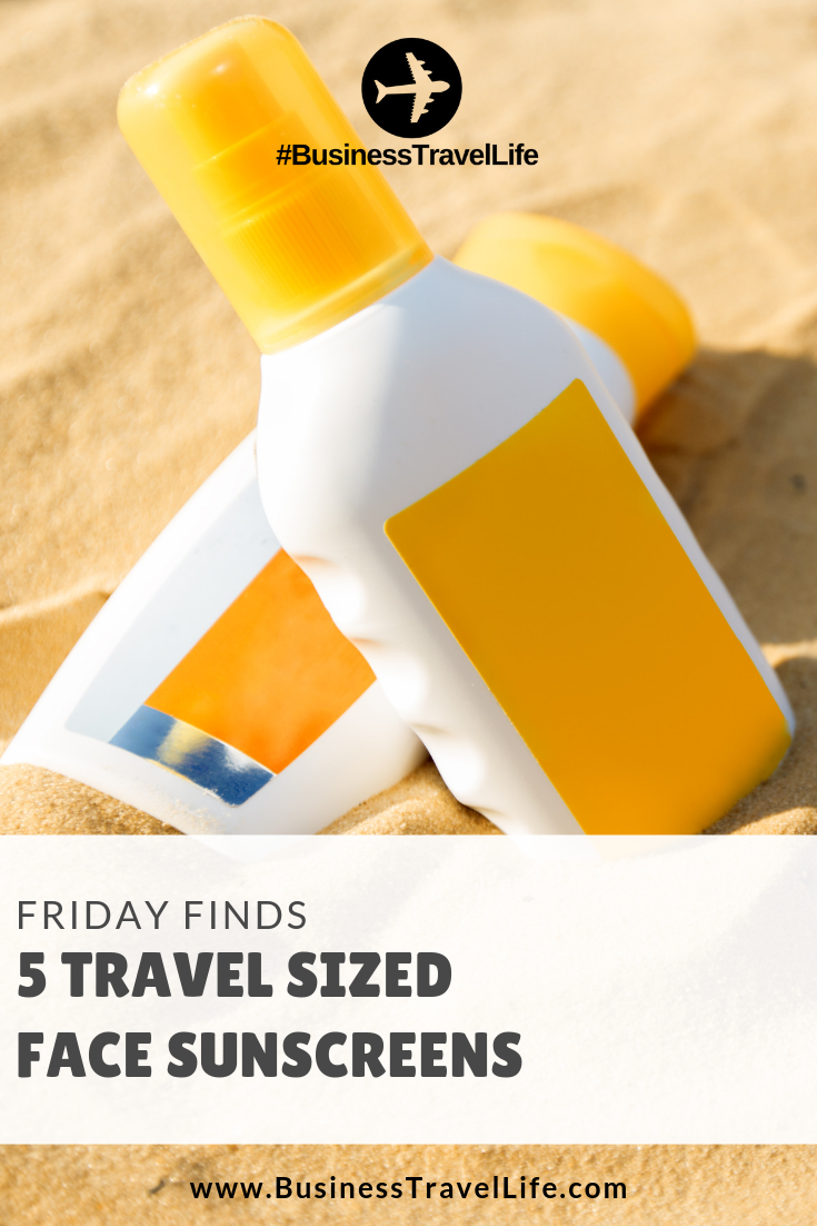tsa sunscreen, Business Travel Life