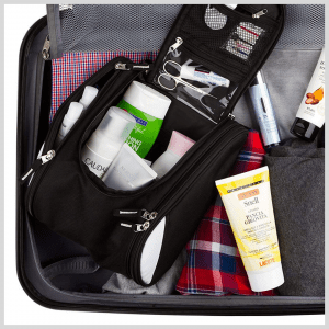 Valentine's Day Gift Guide, Business Travel Life, toiletry bag