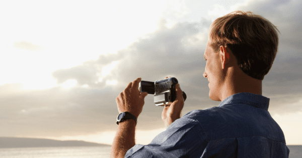 gear to record videos during travel business travel life