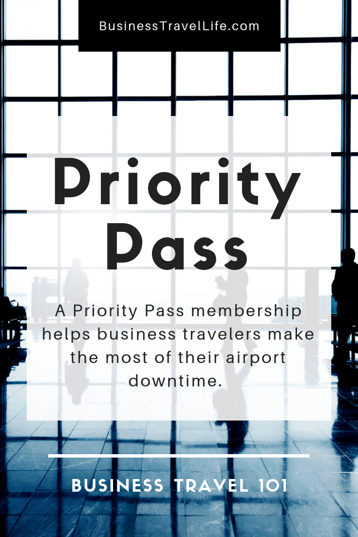 priority pass membership, business travel life 2