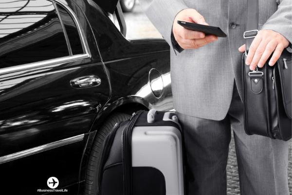 car rental return business travel life