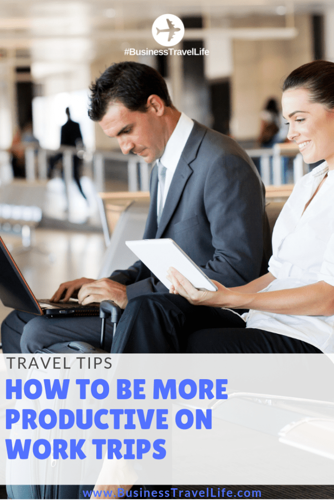 productivity tips business travel life