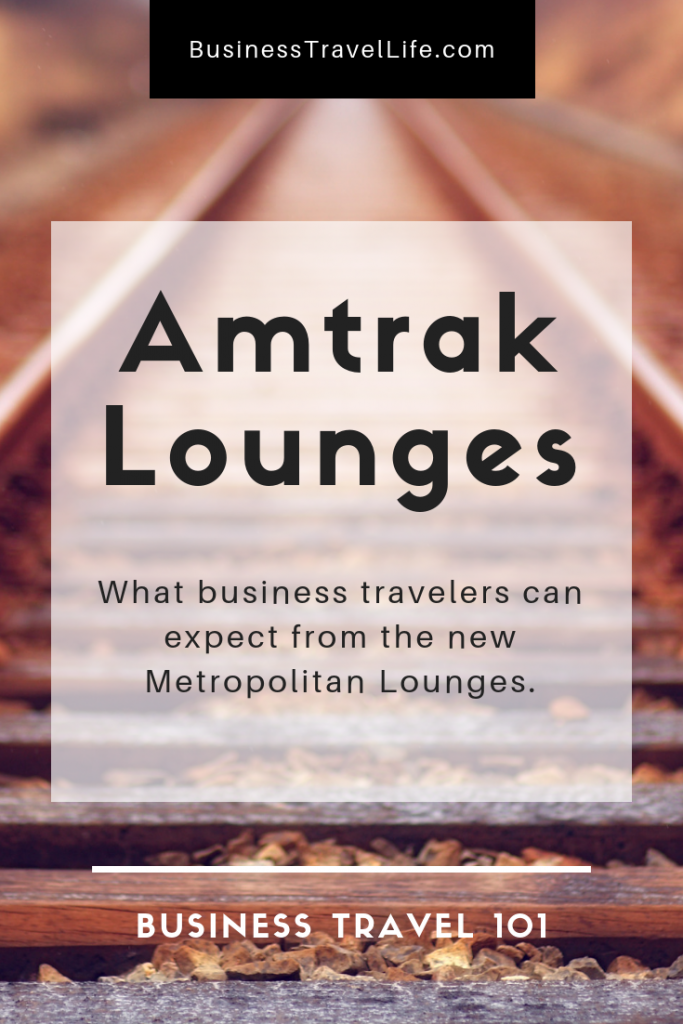 amtrak lounge, business travel Life 2