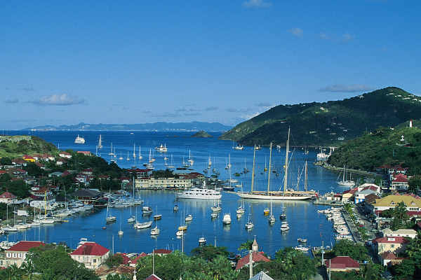 rent a villa in st. barts business travel life