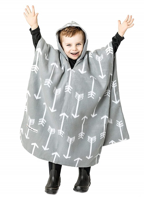 best gift for travelers kids wearable blanket