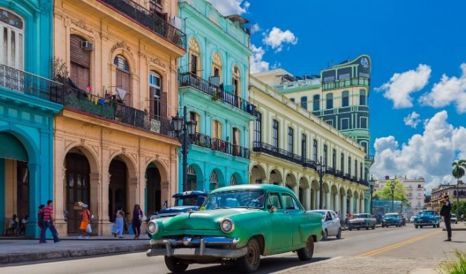 Traveling To Cuba for Business