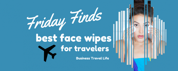 Friday Finds: Best Face Wipes for Travel