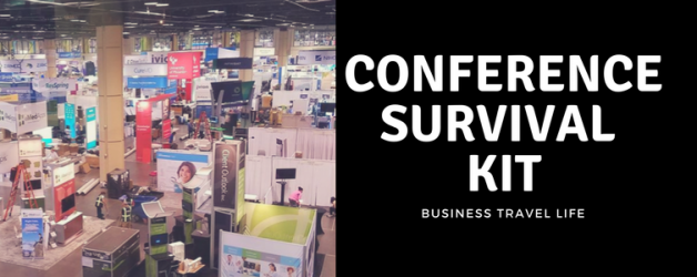 Packing Tips: What to Pack in Your Conference Survival Kit