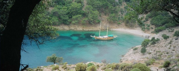 How to Explore Turkey's Turquoise Coast