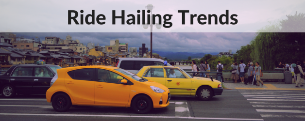 Ride Hailing Trends: Certify's 2018 Q1 Report Reveals Lyft's Increasing Popularity